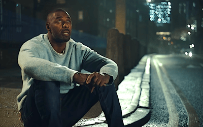 Idris Elba is a Big, Dreaming Kid for Squarespace