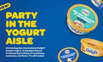 International Delight Drops Into the Yogurt Market