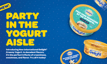 International Delight Drops Into the Yogurt Market