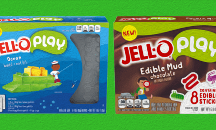 Jell-O Play Jiggles the Line Between Food and Toy