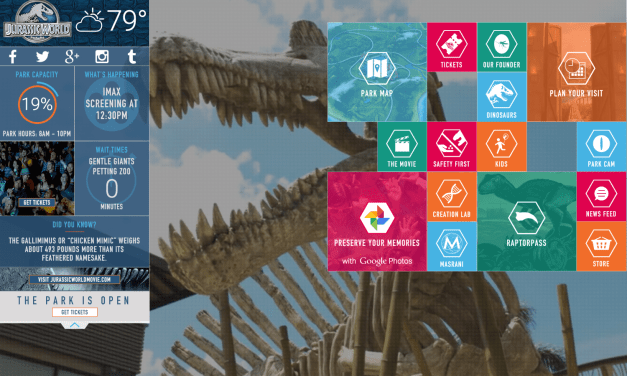21 Tweets Proving the Jurassic World Website Rules the Viral Marketing Universe