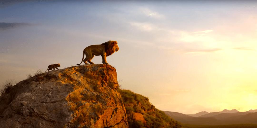 Lion King CGI Reboot 2019