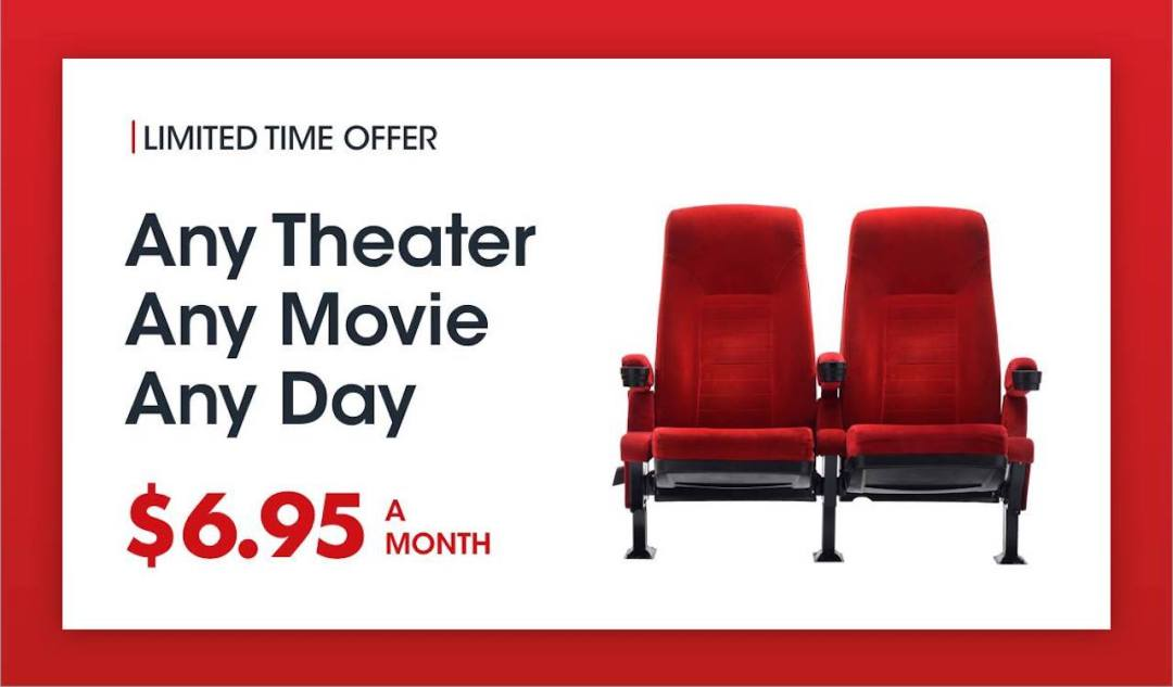 MoviePass Price Drop