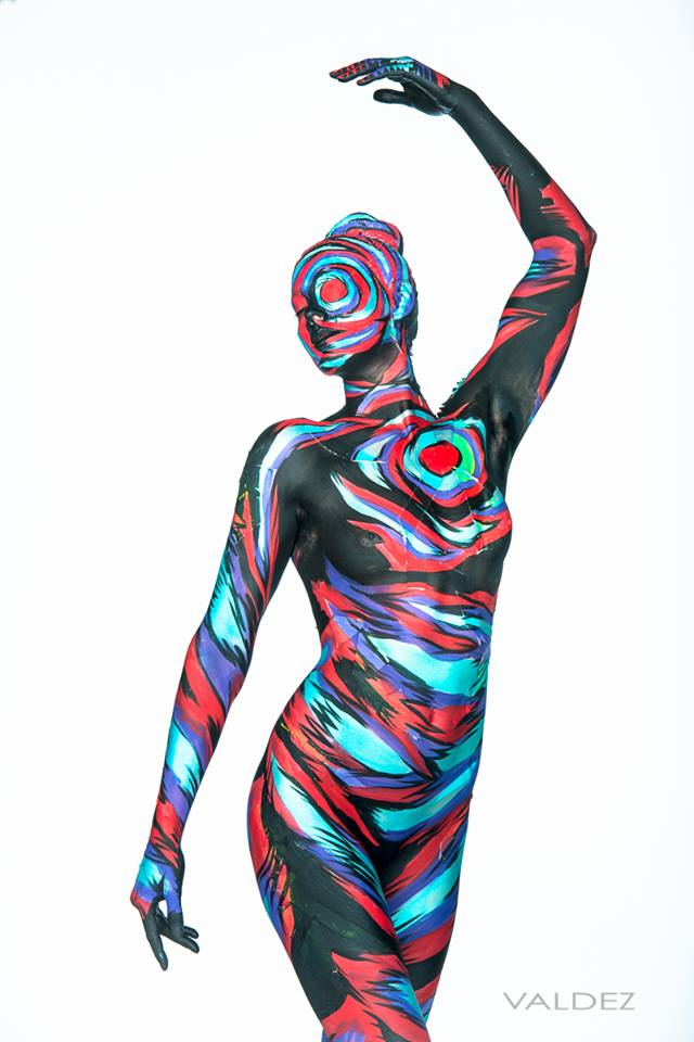 Bodypainting by Mythica von Griffyn