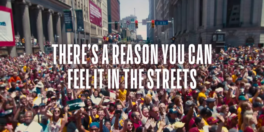 NBA Streets video – there's a reason you can feel it in the streets