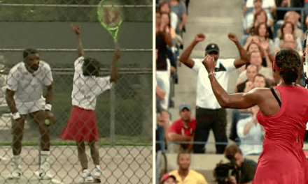 Nike Serves Up Ace Serena Williams Ad that Melds Time Together Beautifully