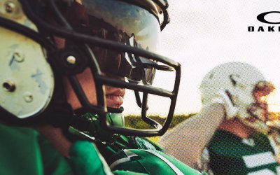 Oakley Gives Fans a New Perspective on Football