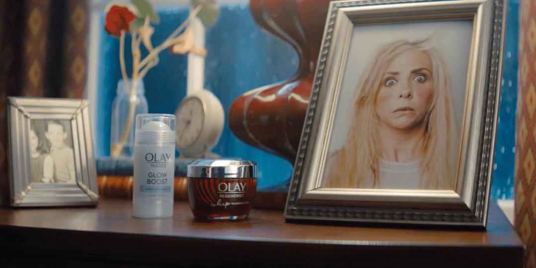 Olay Killer Skin Ad