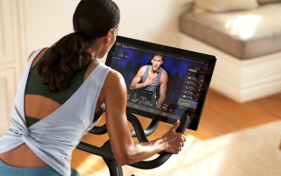 Peloton Pedals Its Way Up the Fitness Mountain