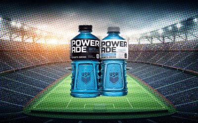 Powerade Fuels Future Female Athletes with Crystal Dunn Ad
