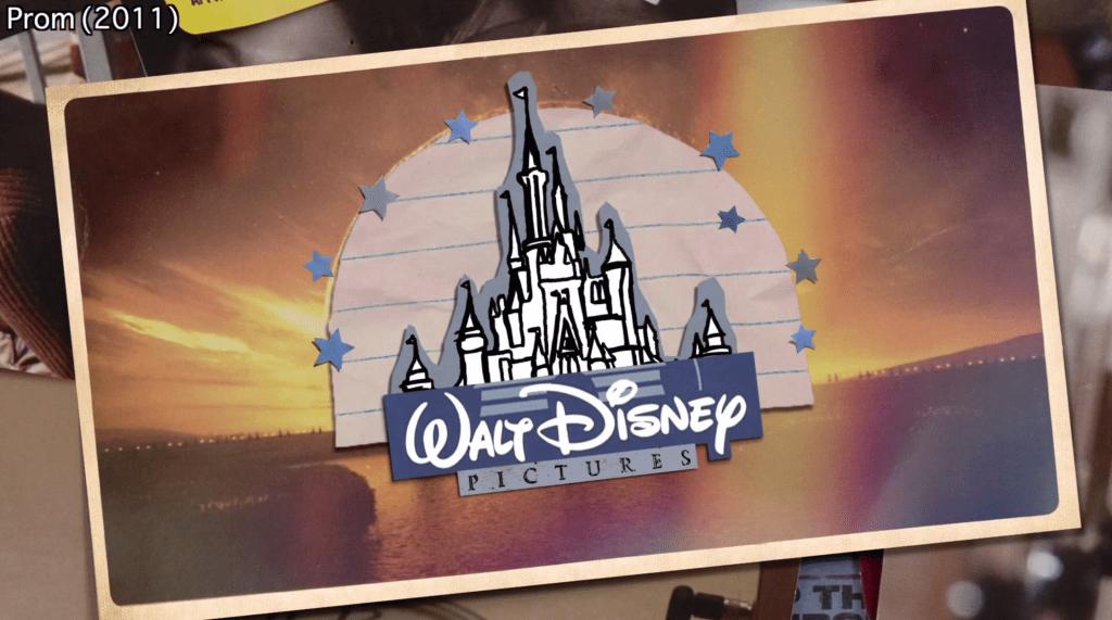 Prom Disney Logo