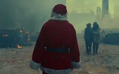 Red Cross Shows Sometimes Santa Can't Deliver