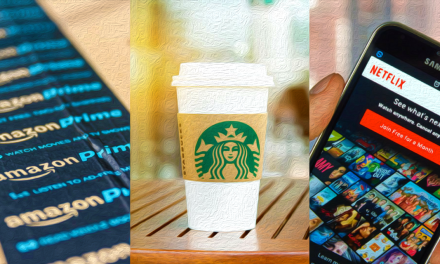 Amazon, Starbucks & Netflix: What Do They Have In Common?