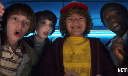 New 'Thriller' Trailer for Stranger Things Season 2