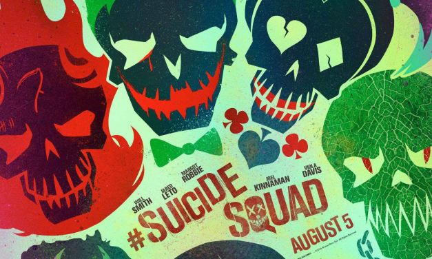 Twitter Reactions: Suicide Squad Marketing