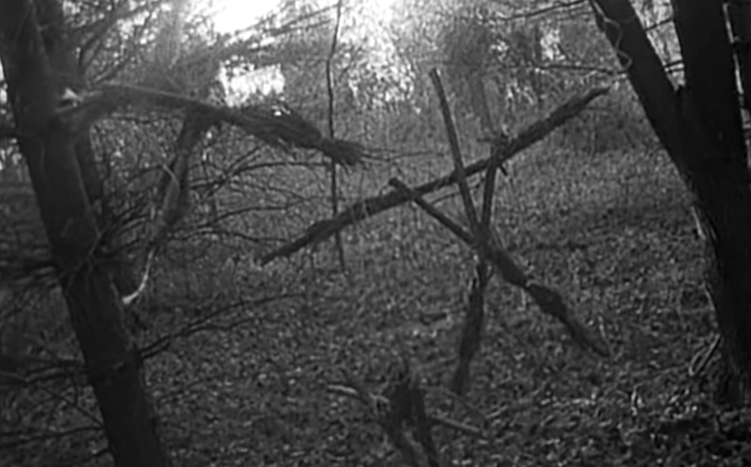 The Blair Witch Project Stick Figures