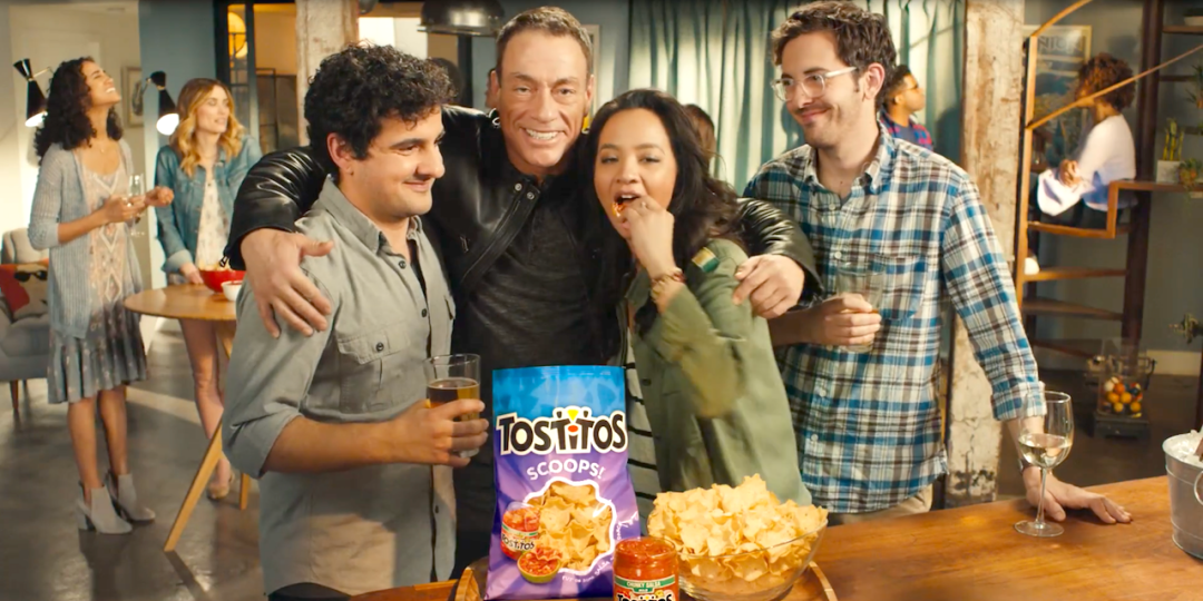 Tostitos You Just Got VanDammed