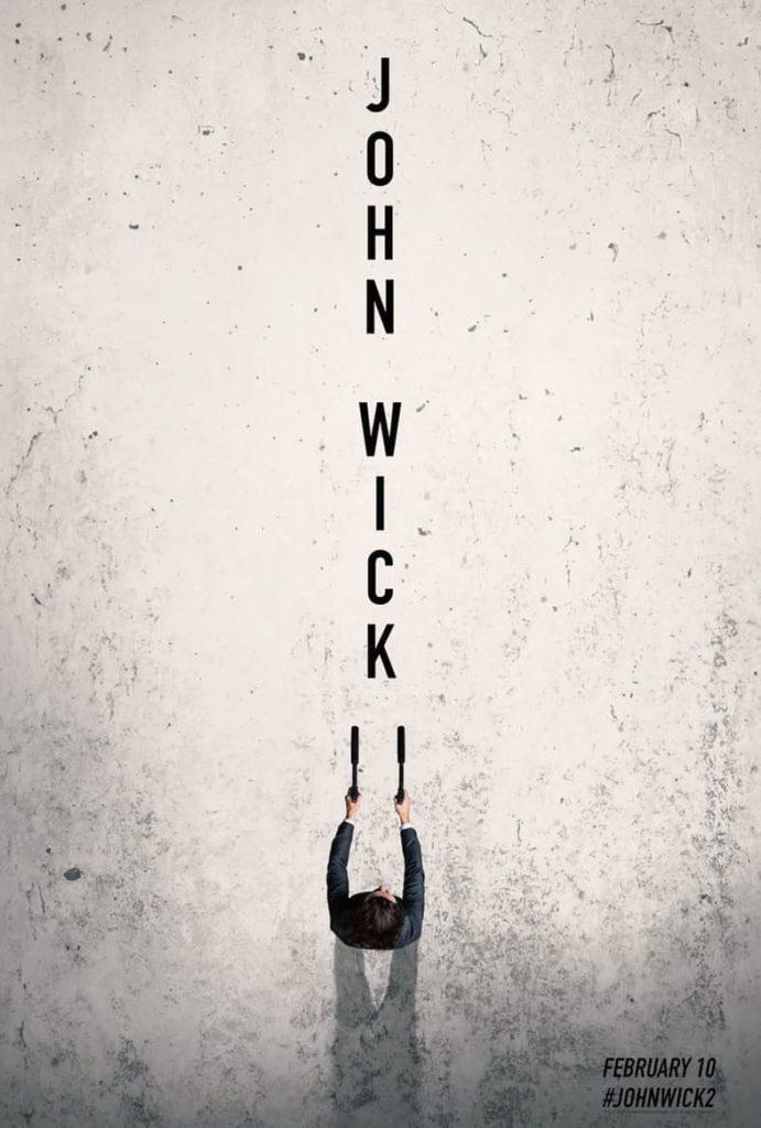 John Wick Two Guns Poster