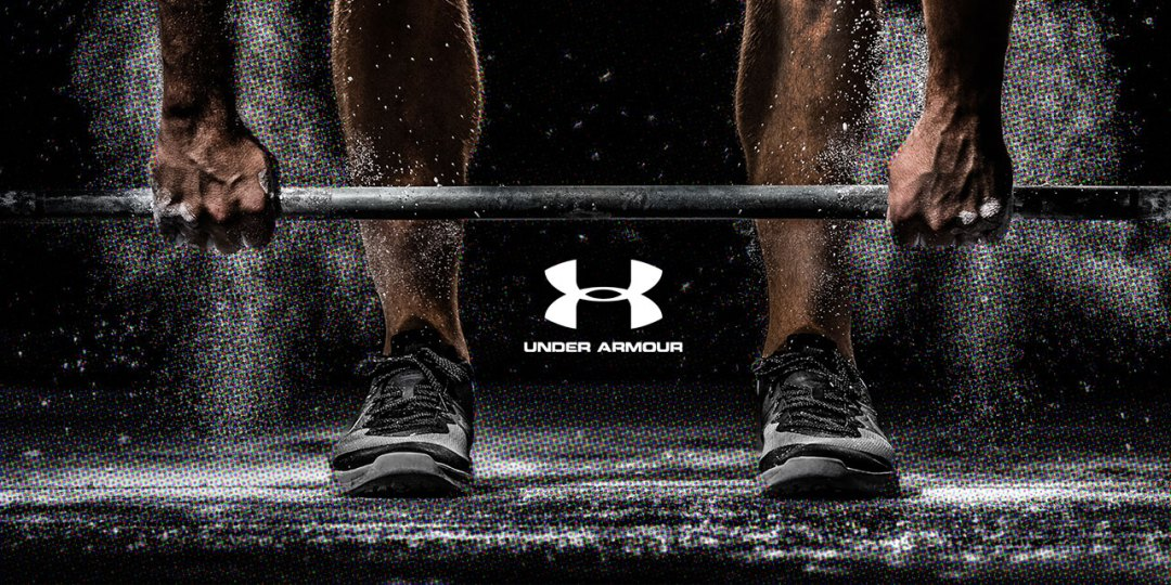 Under Armour The Rock Celebrity Brand Pairing