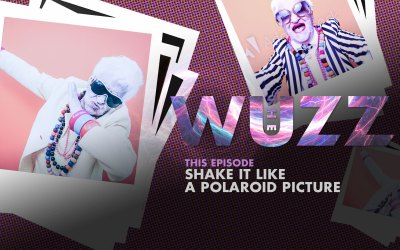 Weekly WUZZ: Shake It Like A Polaroid Picture