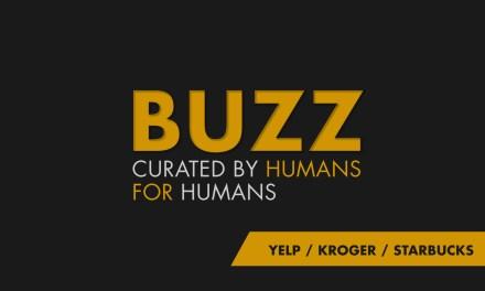 Weekly Buzz: Yelp, Kroger & Starbucks