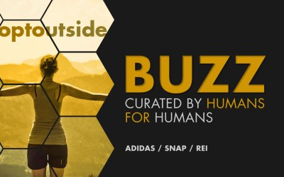 Weekly Buzz: Adidas, Snap & REI