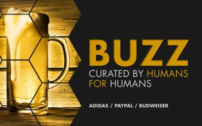 Weekly Buzz: Adidas, PayPal & Budweiser