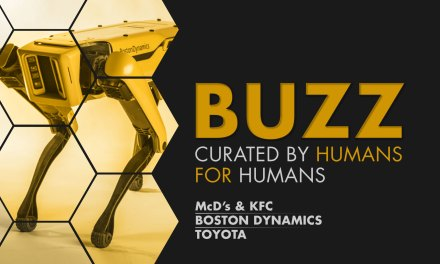 Weekly Buzz: Boston Dynamics, Toyota & More
