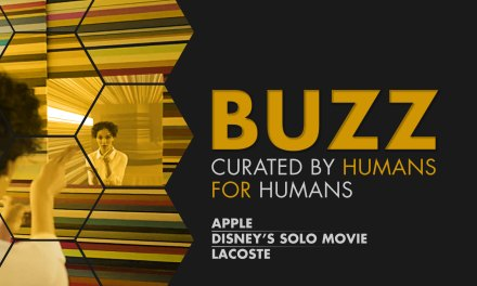 Weekly Buzz: Apple, Solo Movie & Lacoste