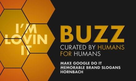 Weekly Buzz: Google, Slogans & Hornbach