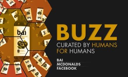 Weekly Buzz: BAI, McDonalds & Facebook