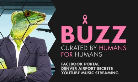 Weekly Buzz: Facebook Portal, Denver Airport, & YouTube Music