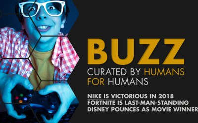Weekly Buzz: Nike, Fortnite, & Disney