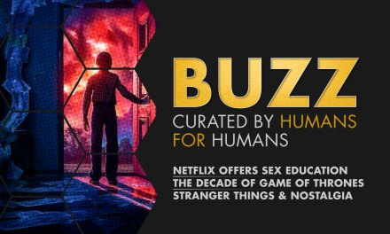 Weekly Buzz: Netflix Offers Sex Ed, Decade Of Game Of Thrones, & Stranger Things