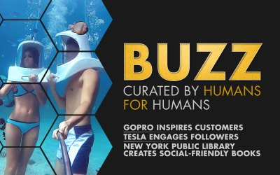 Weekly Buzz: GoPro, Tesla, & New York Public Library's Insta Novels