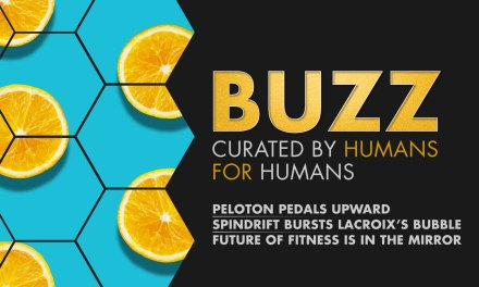 Weekly Buzz: Peloton, Spindrift, & The Future Of Fitness In The Mirror