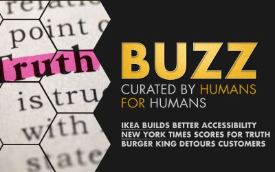 Weekly Buzz: IKEA, New York Times, & Burger King