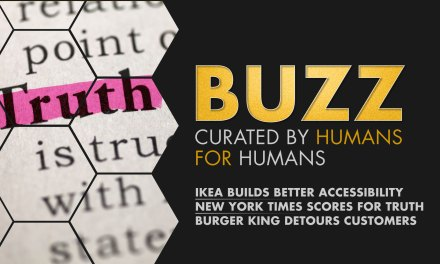 Weekly Buzz: IKEA, New York Times, & Burger King