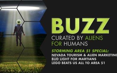 Weekly Buzz: Nevada Tourism, Bud Light, & LEGO