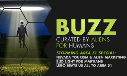 Weekly Buzz: Nevada Tourism, Bud Light, & LEGO