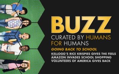 Weekly Buzz: Kellogg's, Amazon, & Volunteers of America
