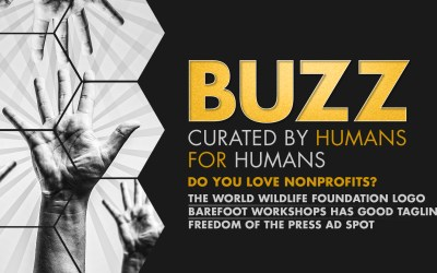 Weekly Buzz: The World Wildlife Foundation, Barefoot Workshops, & RCFP
