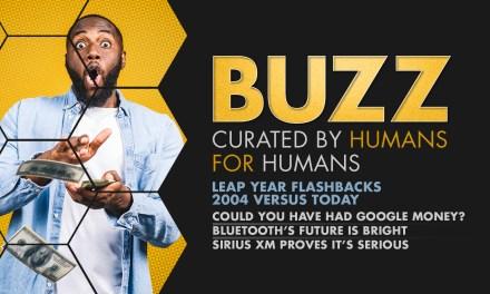 Weekly Buzz: To Have Google Money, Bluetooth, & Sirius XM