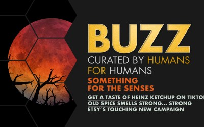 Weekly Buzz: Something for the Senses