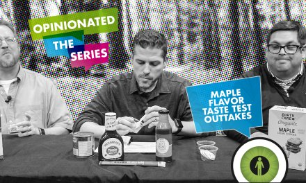 Opinionated: Taste Testing Maple Flavored Products (Outtakes)