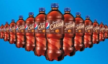 Pepsi's New Salted Caramel Flavor