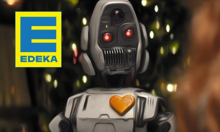 Edeka Shows Even Robots Have a Holiday Heart
