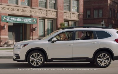 AdWatch: Subaru   The Barkleys – Drop Off