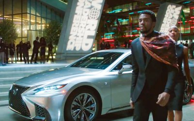 AdWatch: Lexus | Long Live the King