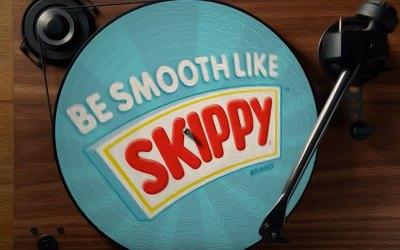 Smoother Than a Fresh Jar of Skippy
